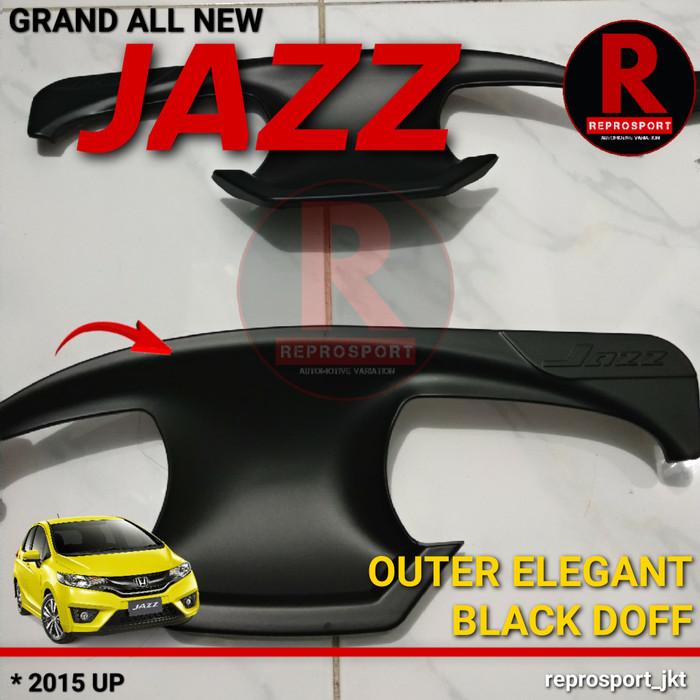 Foto Produk JAZZ GRAND ALL NEW OUTER ELEGANT BLACK DOFF dari REPROSPORT