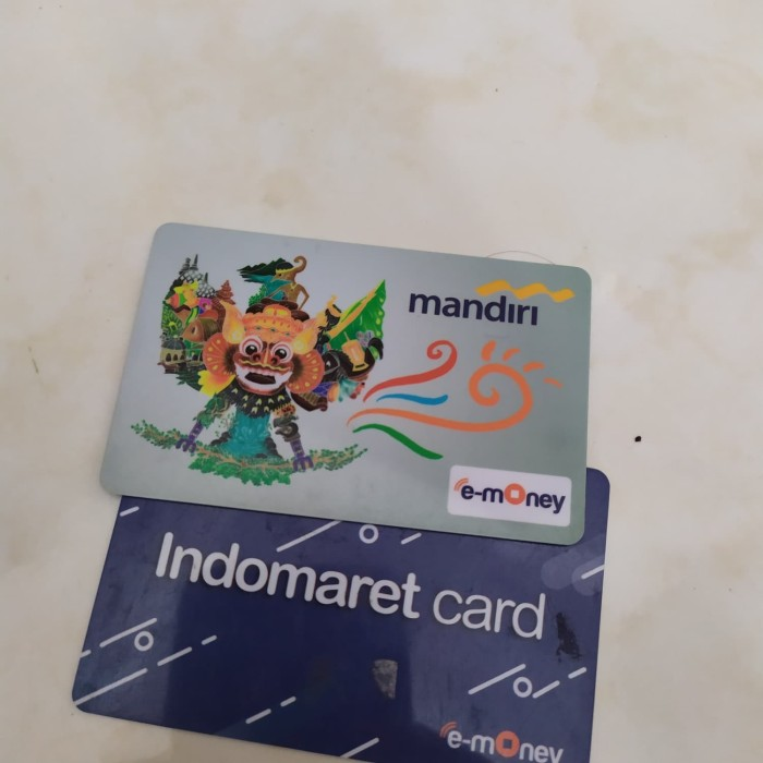 Foto Produk etoll mandiri emoney 1900k e-toll e-money dari BOS best online sista