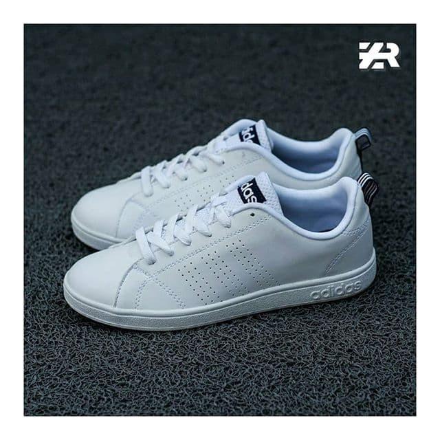 Jual Adidas Neo Advantage White List Navy Sepatu Sneakers Pria dan Wanita -  Jakarta Utara - SneakersZR   Tokopedia