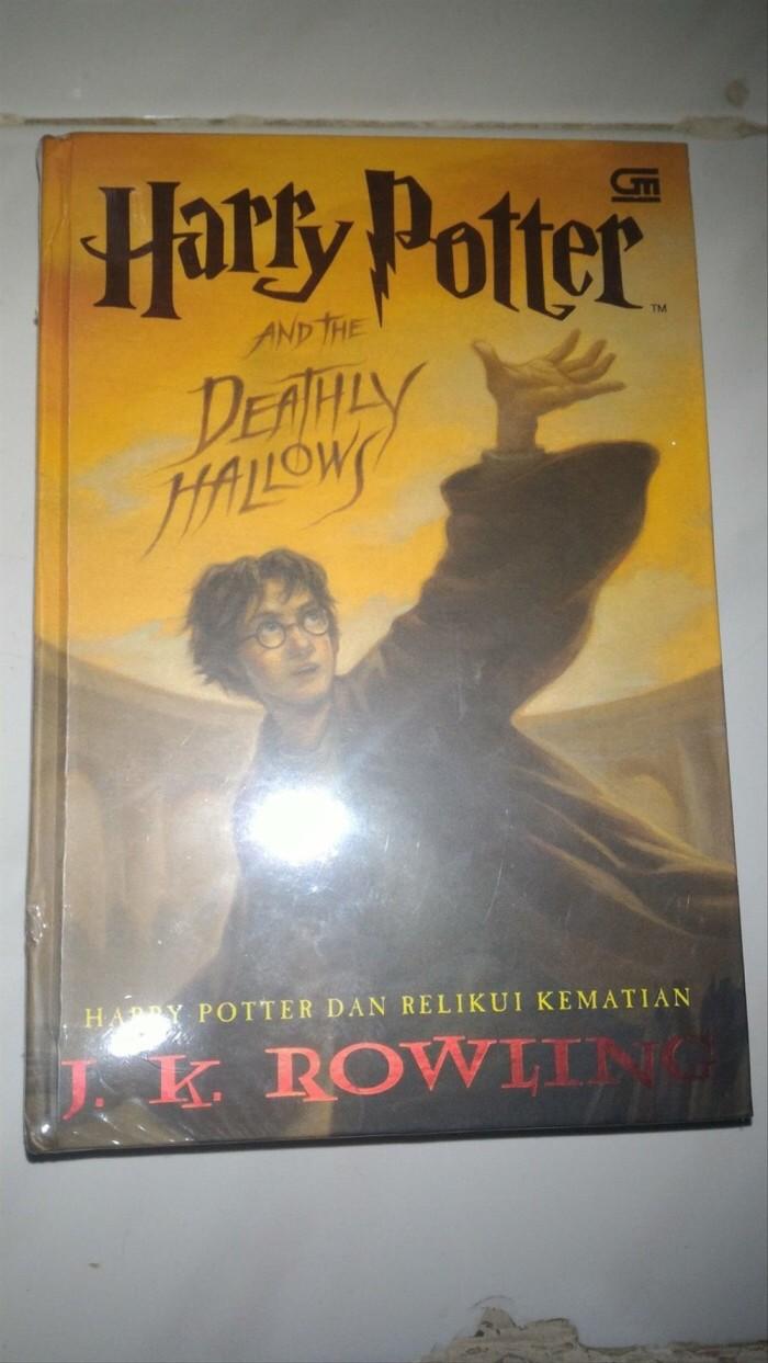 Jual Harry Potter And The Ly Hallows J K Rowling Relikui Kematian L Kab Lampung Selatan Liana Ashop