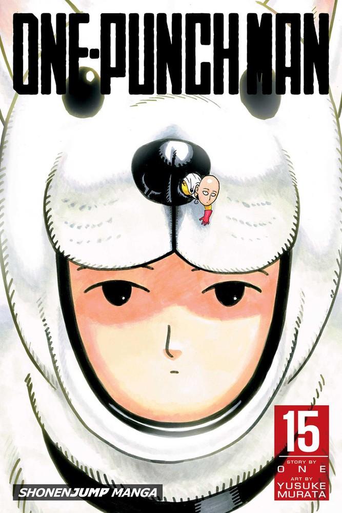 Jual One Punch Man Manga Volume 15 Kota Tangerang Digo Comics Tokopedia