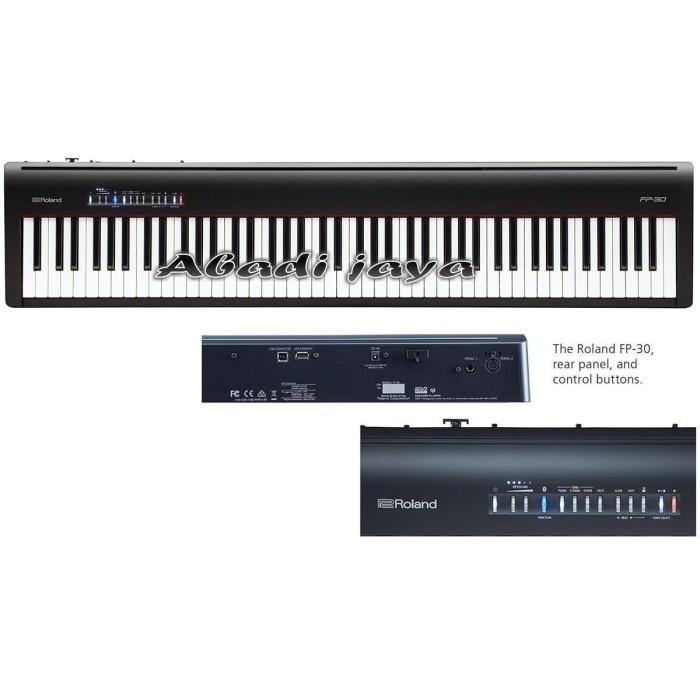 Jual Roland Fp 30 Roland Fp30 Fp 30 Digital Piano Fp30 Oryginal Jakarta Barat Abadijaya215 Tokopedia
