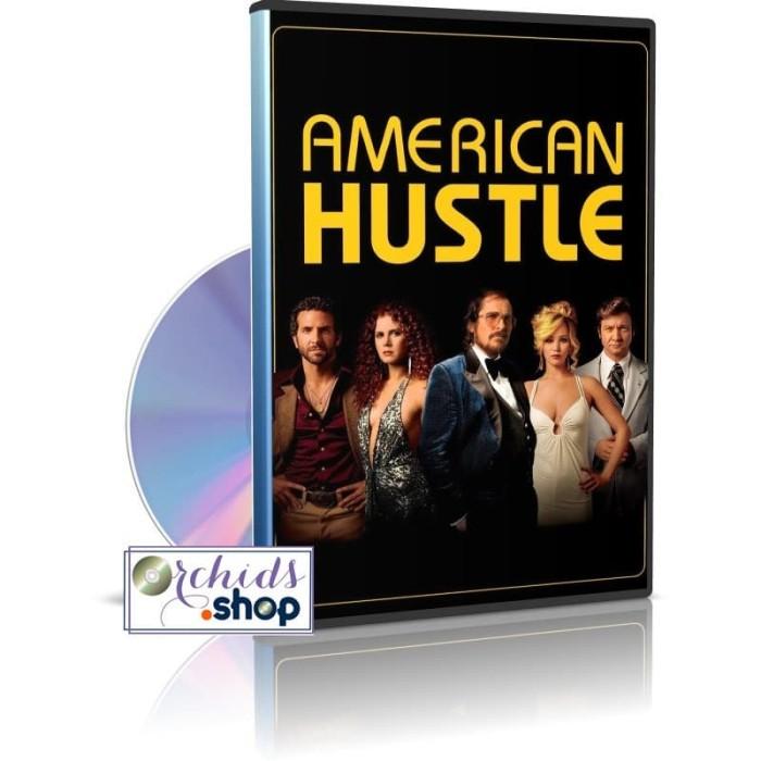 Jual Dvd Hollywood Movie American Hustle 2013 Kualitas Hd Kota Medan Orcidshop Tokopedia