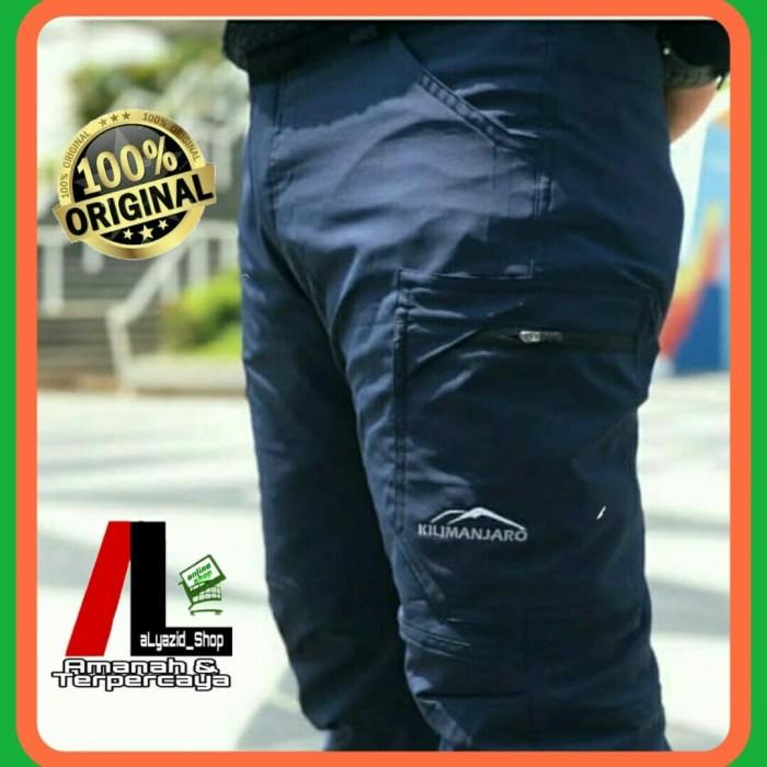 Foto Produk Celana Gunung Outdoor Kilimanjaro Original Celana Pria Wanita Quickdry dari alyazid_shop