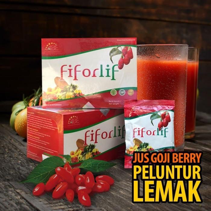 Foto Produk PAKET HEMAT.!! Fiforlif Asli Original Sachetan dari Agen Jual Herbal Pasutri
