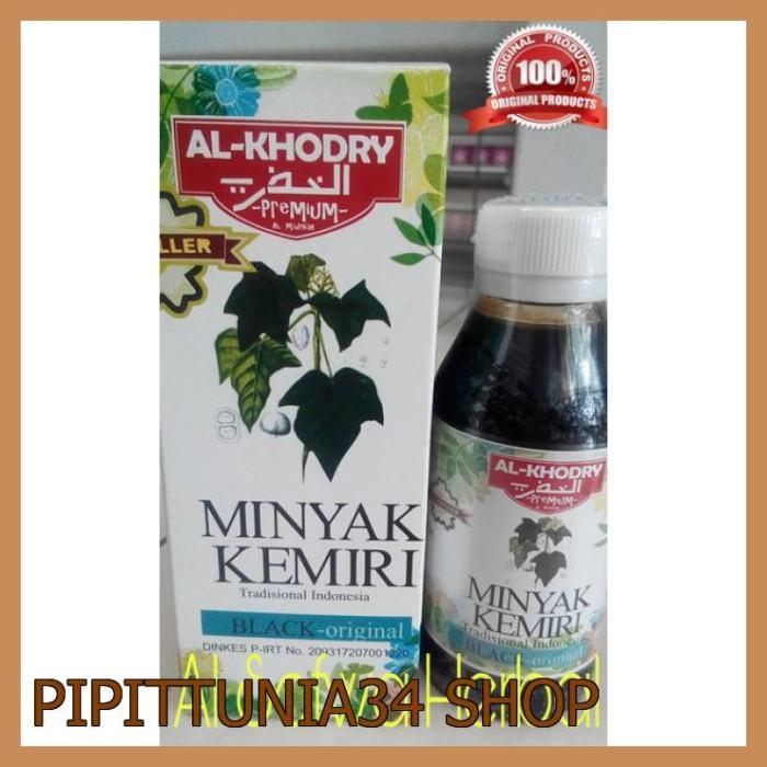 Jual Terbaru Minyak Kemiri Al Khodry Penumbuh Rambut Alami Jakarta Barat Pipittunia34 Shop Tokopedia