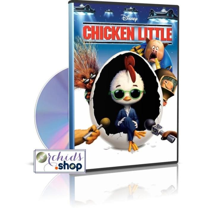 Jual Dvd Kids Movie Chicken Little 2005 Kualitas Hd Film Anak Anak Kota Medan Orcidshop Tokopedia