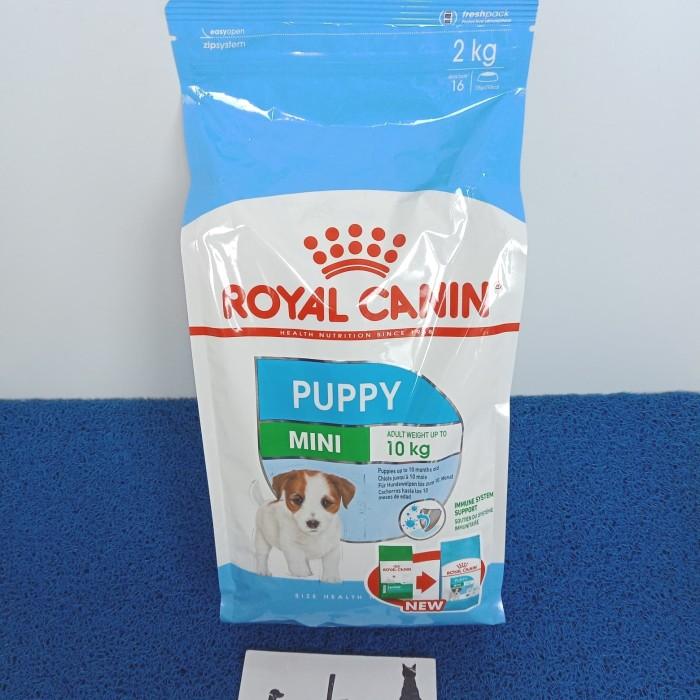 Foto Produk Royal Canin Mini Puppy Dog 2Kg dari AKU Petshop