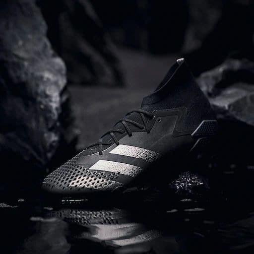 Jual Sepatu Bola Adidas Predator Mutator 20 1 Fg Core Black Silver