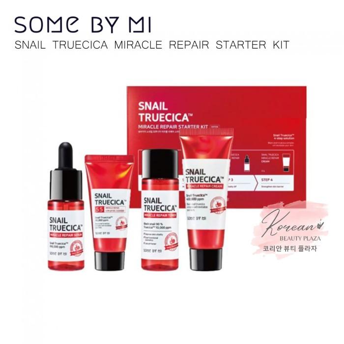 Foto Produk SomeByMi Snail Truecica 30 Days Kit - Some By Mi dari Korean Beauty Plaza
