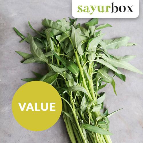 Foto Produk Kangkung (250gr) dari Sayurbox