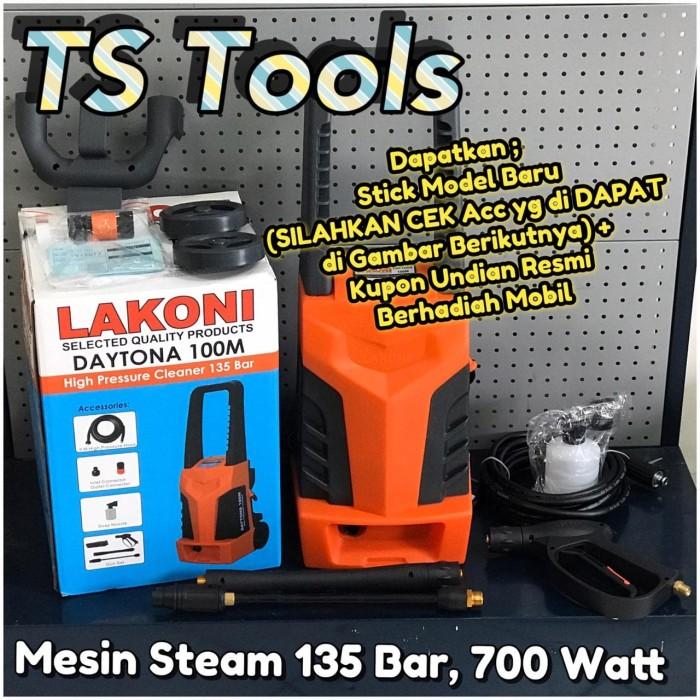 Jual Mesin Steam Lakoni Daytona100 Jet cleaner Daytona 100