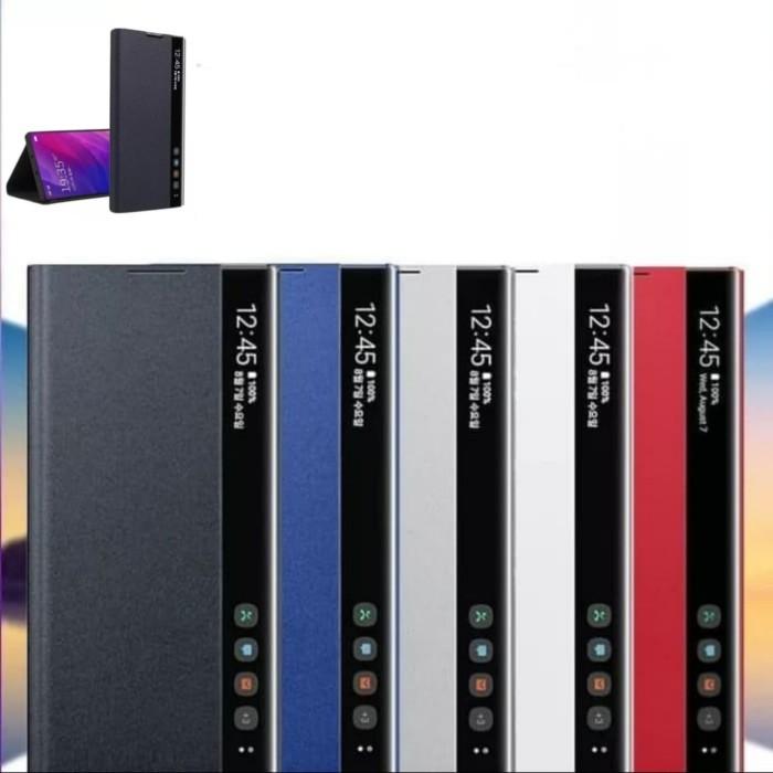Foto Produk Smart View A20S A50S A70 A51 A71 Samsung Flip Cover Digital Standing dari Indo Smart Acc