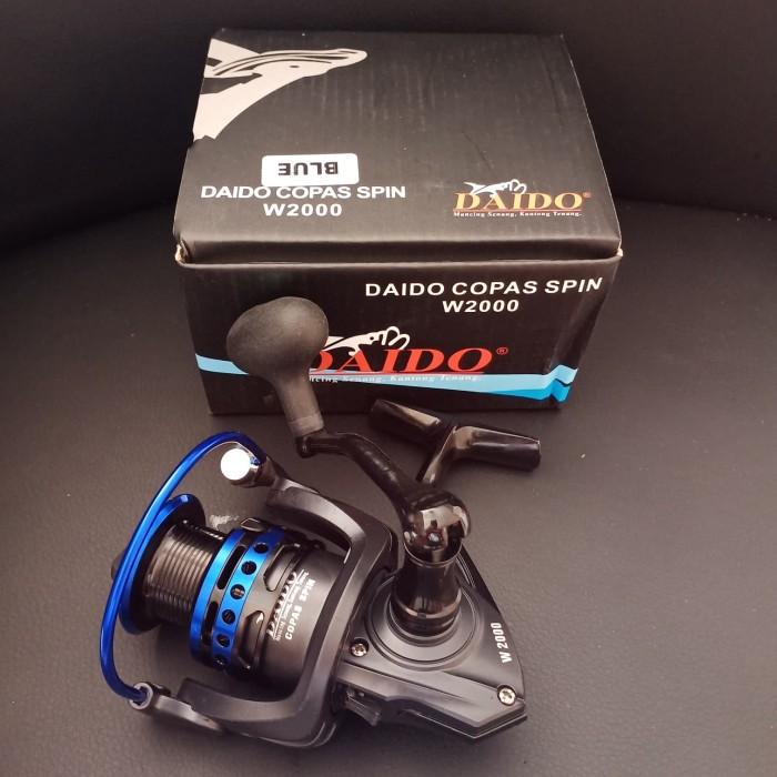 Foto Produk Fishing Reel DAIDO COPAS SPIN W2000 Power Handle dari IwandidrSTORE