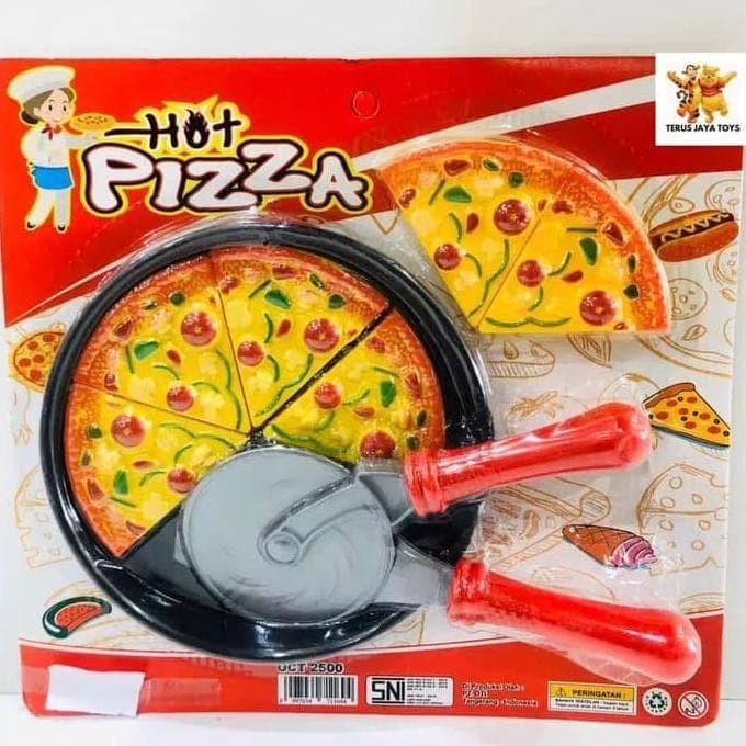 Jual Mainan Pizza Set Mainan Anak Hot Pizza Mainan Masak Masakan 10060 Jakarta Barat Parjono Store Tokopedia