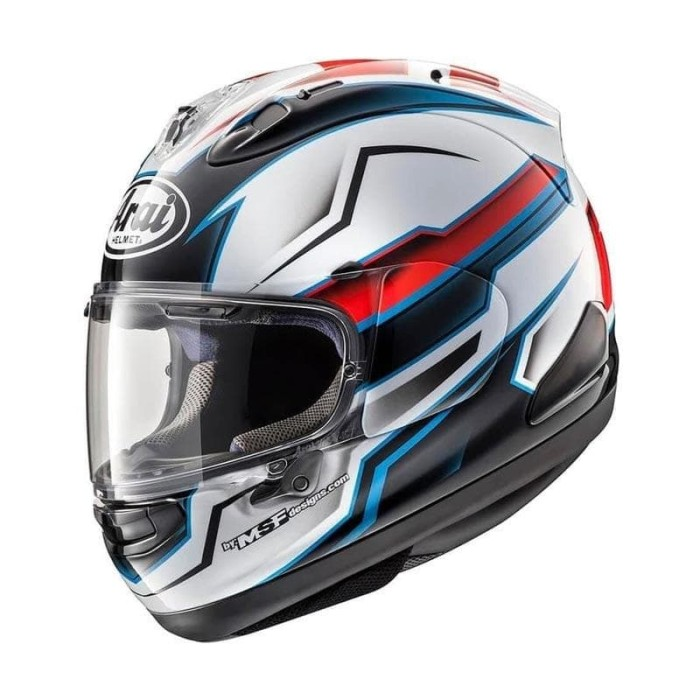 Foto Produk Arai SNI RX7X Scope White Helm Full Face - XL dari Arai Indonesia