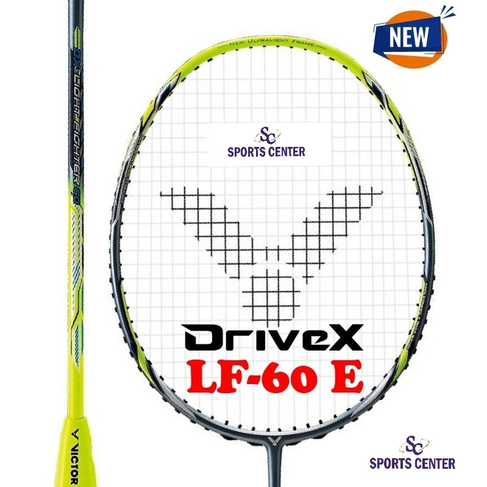 Foto Produk NEW !! Raket Badminton Victor Drive X LF 60 / DX LF-60 / LF60 (6u) dari Sports Center