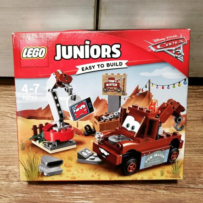 Jual Lego Juniors 10733 Tow Mater S Junkyard Cars Mater Jakarta Barat Diabolique Toys Tokopedia