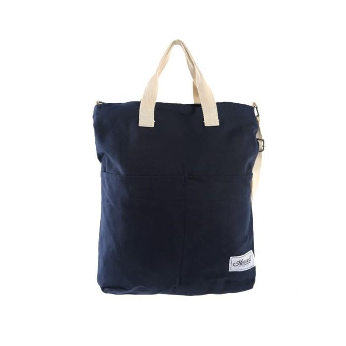 Foto Produk Tote bag / Tas kain Harvest Bhumi - Navy dari Harvest Goods