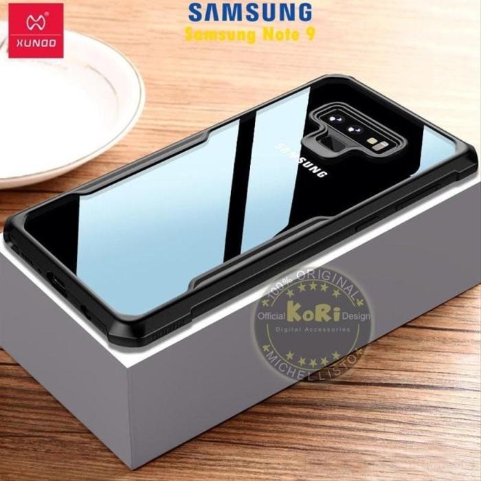 Foto Produk XUNDD Samsung Note 9 Beatle Series Original Shockproof TPU Case dari AP AKSESORIS HP