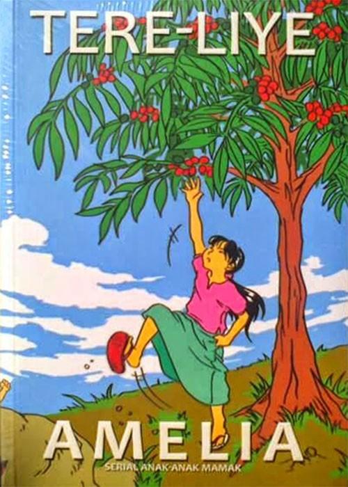 Foto Produk AMELIA SERIAL ANAK ANAK MAMAK dari DistributorBuku