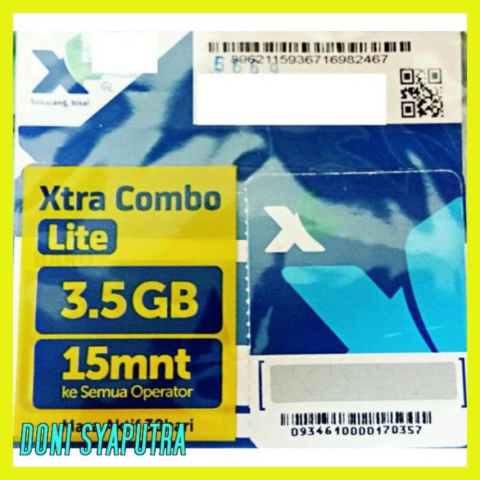 Jual Promo Kartu Perdana Internet Xl 3gb Xtra Combo Lite Jakarta Barat Doni Syaputra Tokopedia