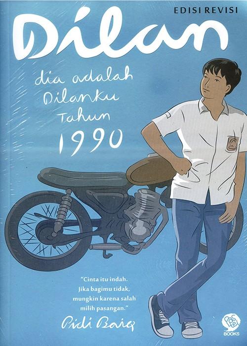 Foto Produk Dilan dia adalah Dilanku tahun 1990 dari DistributorBuku