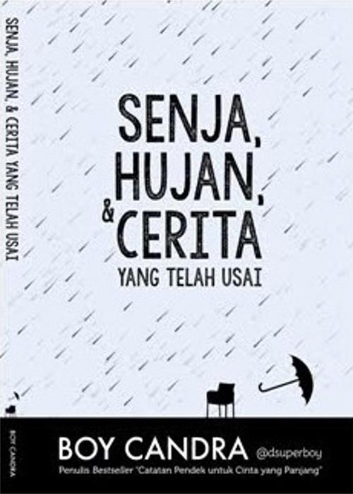 Foto Produk SENJA HUJAN dan CERITA YANG TELAH USAI dari DistributorBuku