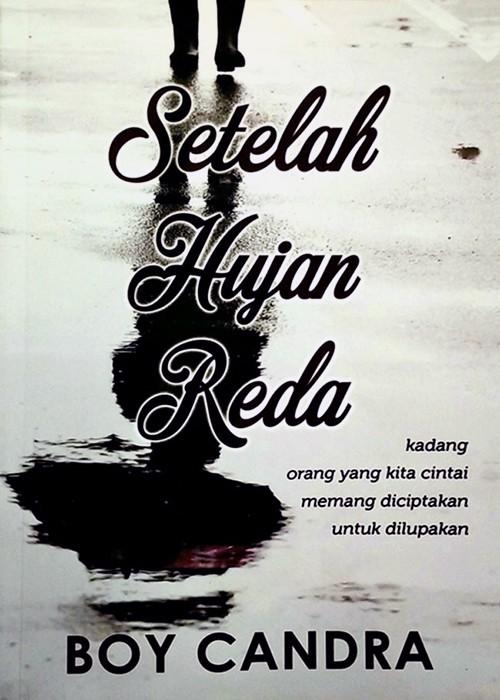 Foto Produk SETELAH HUJAN REDA dari DistributorBuku