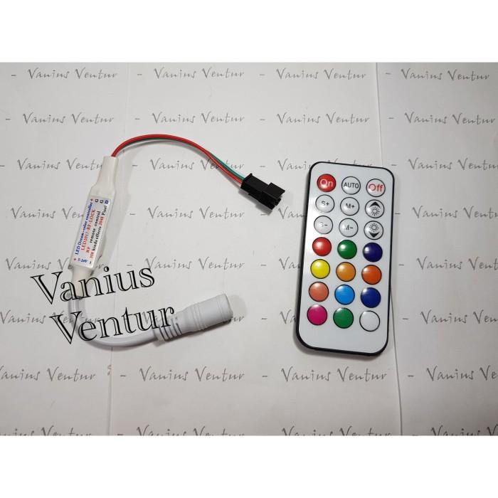 Foto Produk Remote RF For LED RGB Running dari Vanius Ventur