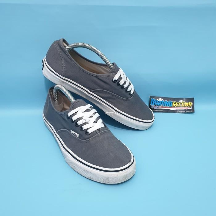 Caballo trigo físico  Jual sepatu vans authentic 8.5/41/26.5cm - Kota Depok - Barang_secondstyle    Tokopedia