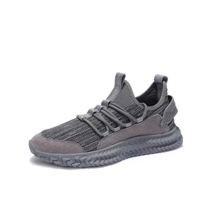 Foto Produk Sepatu Sneakers Import Zumba-ZR - Abu-abu, 44 dari Lucky Fan Store