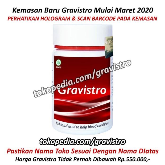 Foto Produk Gravistro - Obat Jantung Koroner dan Stroke Penyumbatan dari Gravistro