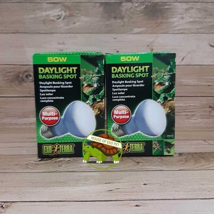 Foto Produk Lampu Basking Spot Exottera 50 Watt / Lampu UVA Exoterra dari House of Exo Pet