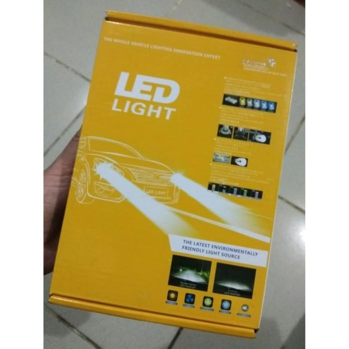 Jual Lampu Led Turbo Radium H11 Bisa Rubah Warna Putih Kuning Jakarta Barat Solstores Tokopedia