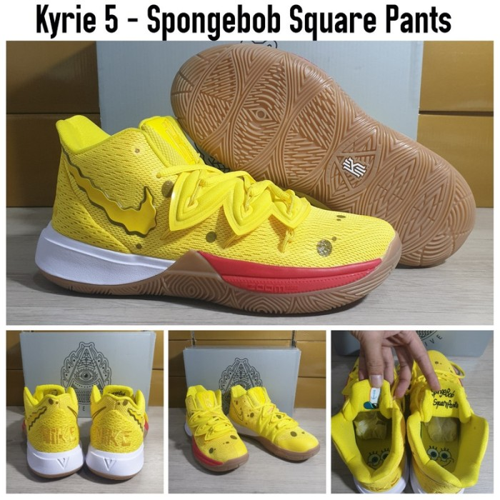 Jual Sepatu Basket Nike Kyrie 5