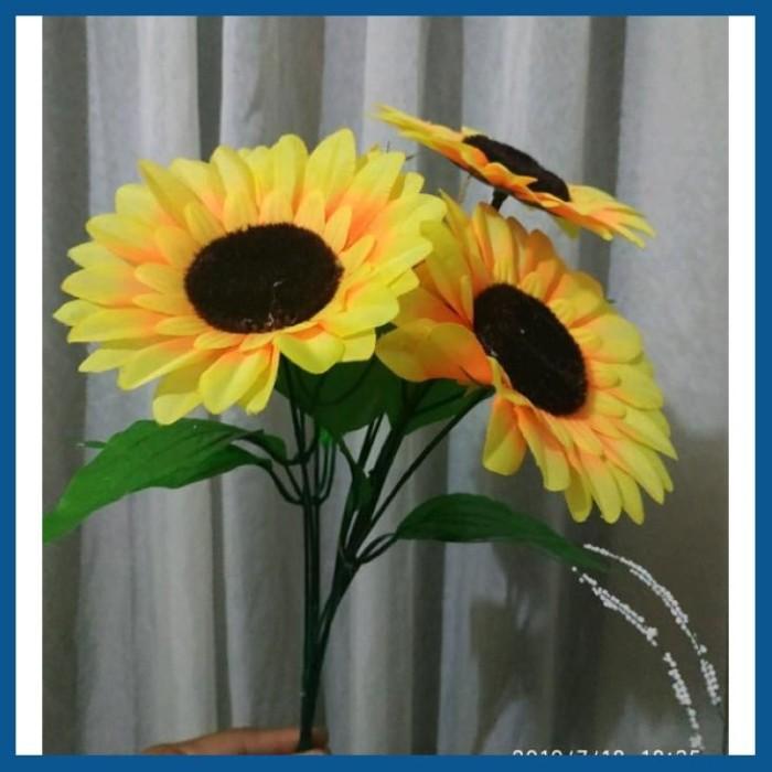 Jual Ready Bunga Matahari Plastik 02 Jakarta Barat Muhammad Alnizam34 Tokopedia