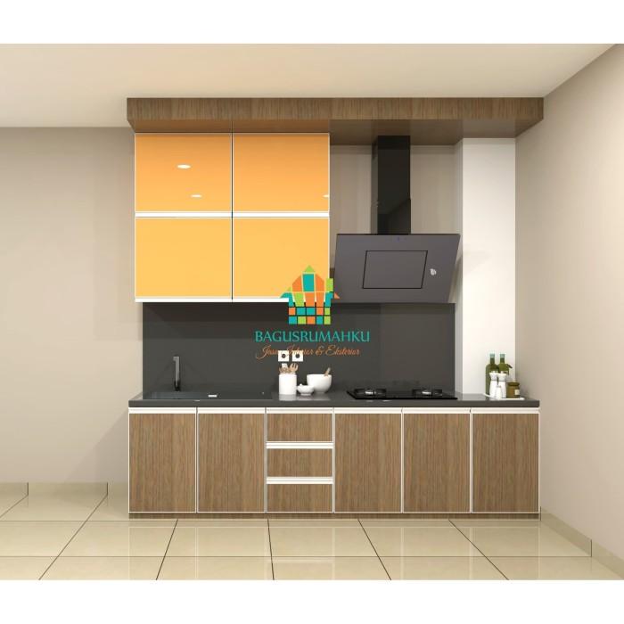 Jual Terima Jasa Pembuatan Kitchen Set Minimalis Harga Hanya 2 1jt M Kab Purwakarta Bagusrumahku Tokopedia