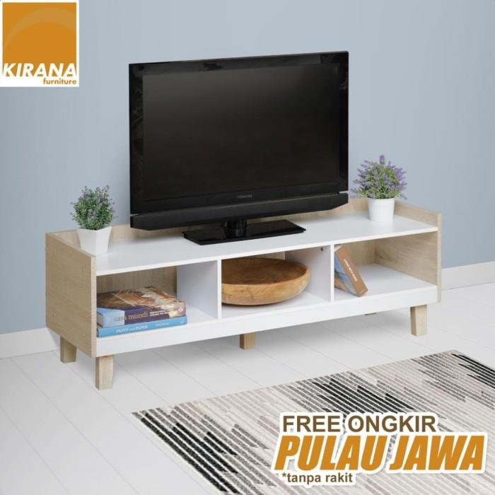 Foto Produk Kirana Furniture Lemari Meja TV - Buffet Dallas SC dari KiranaFurniture