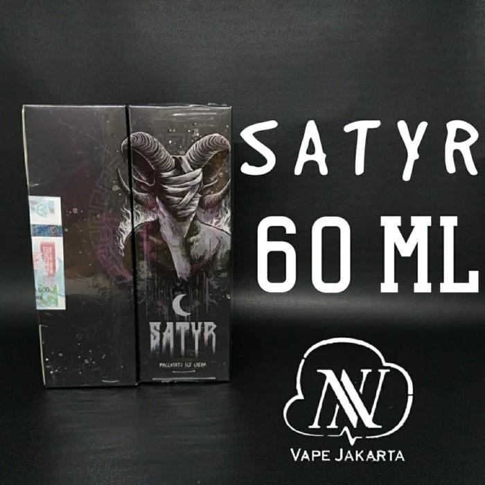 Jual Liquid Satyr Macchiato Ice Cream 60ml 3mg - Jakarta