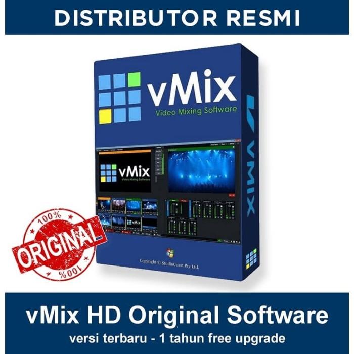 Foto Produk VMIX HD ORIGINAL SOFTWARE dari ADM tekno