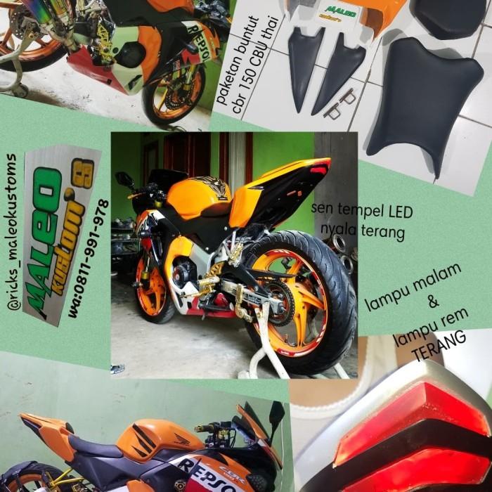 Jual Bodi Belakang Buntut Cbr 150 R Cbu Thailand Model Cbr 250 Rr Kota Tangerang Selatan Maleo Kustom S Tokopedia