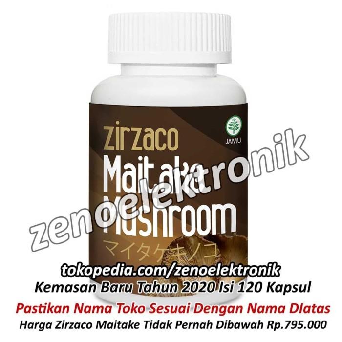Foto Produk Obat Kanker dan Tumor - Zirzaco Maitake Mushroom dari Zeno Elektronik