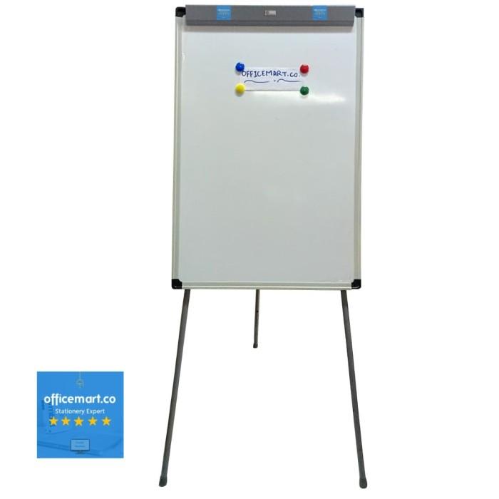 Foto Produk GM Papan Flip Chart Magnetic (Papan Presentasi) 60 x 90 dari officemart