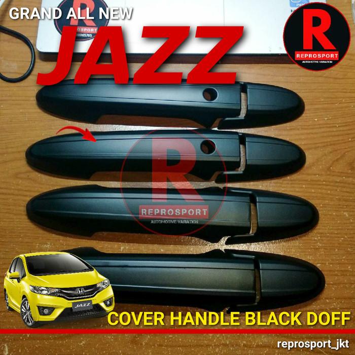 Foto Produk JAZZ GRAND ALL NEW COVER HANDLE BLACK DOFF dari REPROSPORT