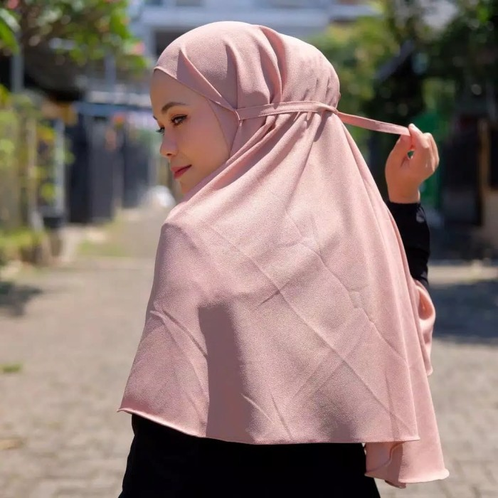 Jual Hijab Instan Bergo Maryam Jilbab Instan Bergo Maryam Navy Kab Kudus Imelda Hijab Tokopedia