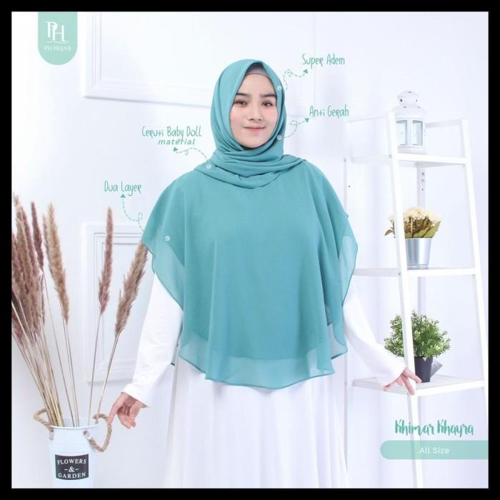 Jual Ph Hijab Khimar Khayra Kode 478 Jakarta Pusat Mikaylastore22 Tokopedia
