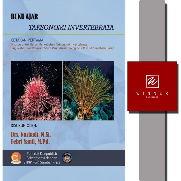 Jual Buku Ajar Taksonomi Invertebrata Kab Sleman Winner Bookstore 57 Tokopedia