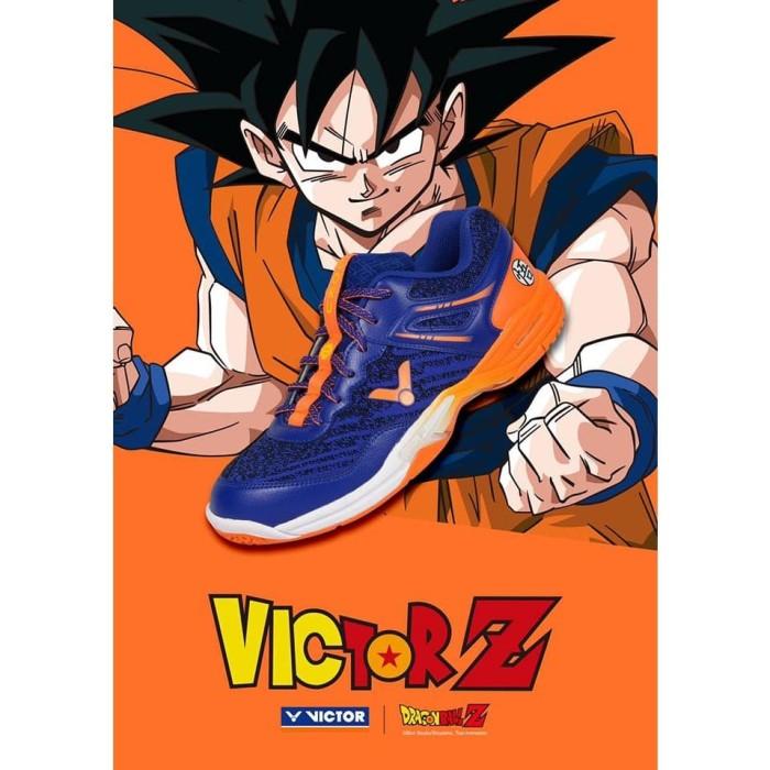 Jual Limited Sepatu Badminton Victor X Dragon Ball Free Cover Limited 40 Kota Surabaya Victor Sport Indonesia Tokopedia