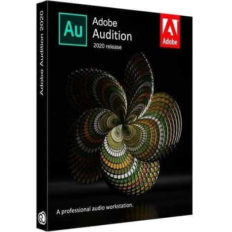 Adobe Audition 2020 v13.0.13.56 Full Version